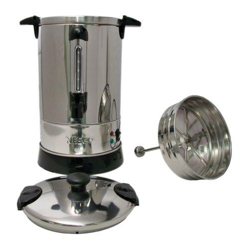 Nesco Stainless Steel Professional Coffee Urn