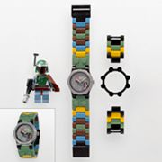Star Wars Boba Fett Watch Set by LEGO - 9003363 - Kids