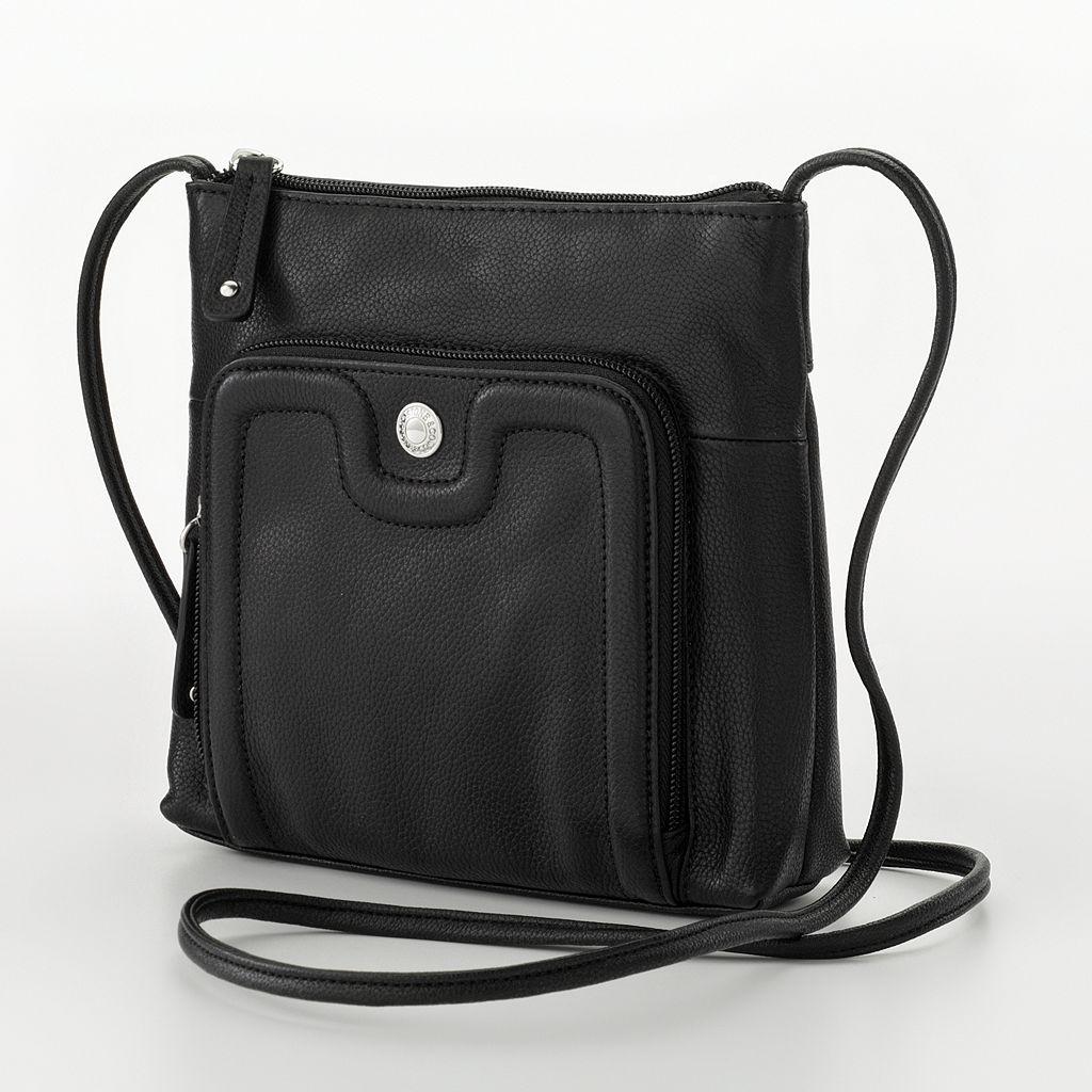 Stone & Co. Carla Leather Crossbody Bag