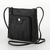 Stone & Co. Carla Leather Crossbody Bag