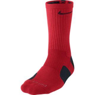 Men's Nike Basketball Elite Crew Performance Socks