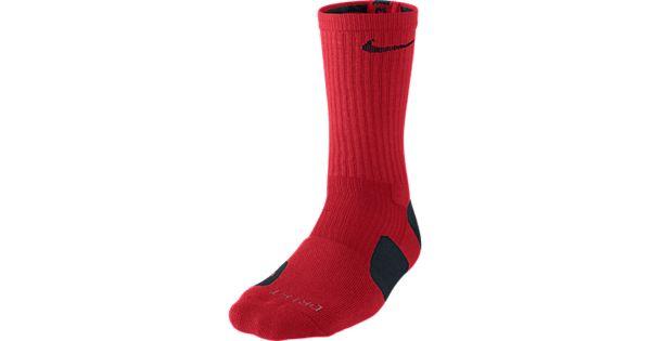 Men S Nike Basketball Elite Crew Performance Socks