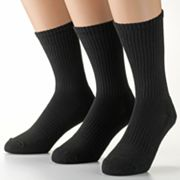Tek Gear 3-pk. Crew Performance Socks