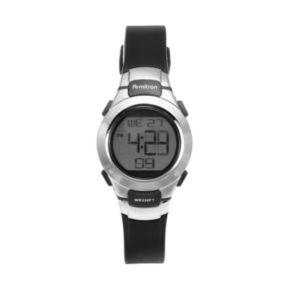 Armitron Women's Digital Chronograph Watch - 45/7012BLK