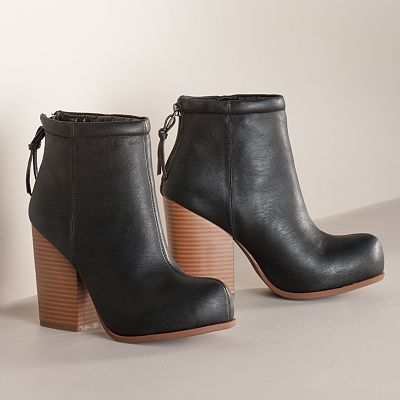ELLE Ankle Boots - Women