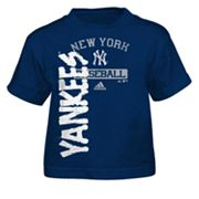 adidas New York Yankees Tee - Toddler