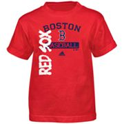 adidas Boston Red Sox Tee - Toddler