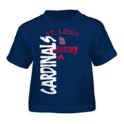 adidas St. Louis Cardinals Tee - Toddler
