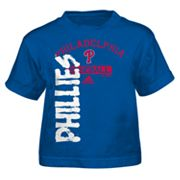 adidas Philadelphia Phillies Tee - Toddler