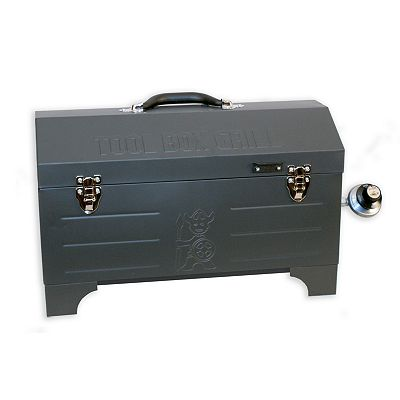 Keg-a-Que Toolbox Gas Grill