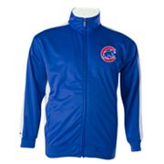 Majestic Chicago Cubs Track Jacket - Big and Tall