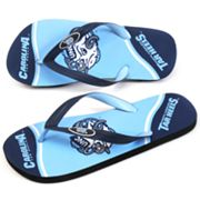 North Carolina Tar Heels Zori Flip-Flops
