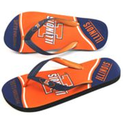 Illinois Fighting Illini Zori Flip-Flops