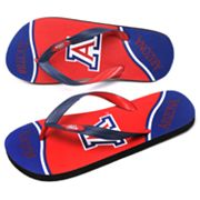 Arizona Wildcats Zori Flip-Flops