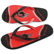 Texas Tech Red Raiders Zori Flip-Flops