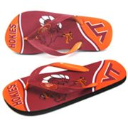 Virginia Tech Hokies Zori Flip-Flops
