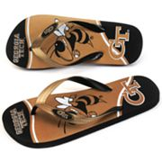 Georgia Tech Yellow Jackets Zori Flip-Flops
