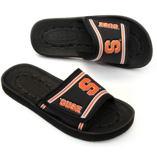 Syracuse Orange Slide Sandals - Adult