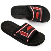 Arkansas Razorbacks Slide Sandals