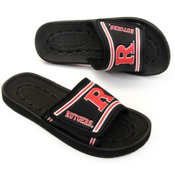 Adult Rutgers Scarlet Knights Slide Sandals