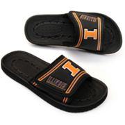 Illinois Fighting Illini Slide Sandals