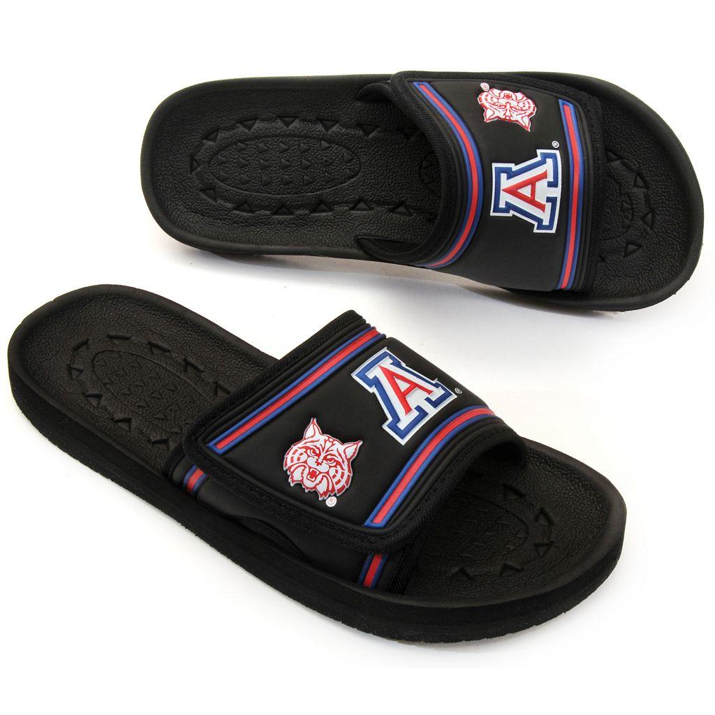 Adult Arizona Wildcats Slide Sandals