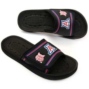 Adult Arizona Wildcats Slide Sandals