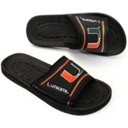 Miami Hurricanes Slide Sandals