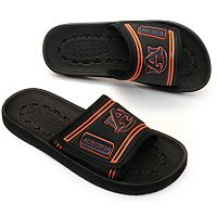 Adult Auburn Tigers Slide Sandals