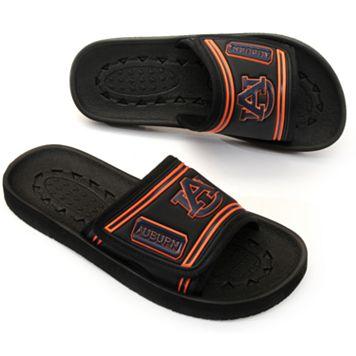 Adult Auburn Tigers Slide Sandals