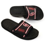 Oklahoma Sooners Slide Sandals