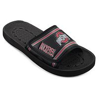 Adult Ohio State Buckeyes Slide Sandals