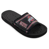 Adult Ohio State Buckeyes Slide Sandals
