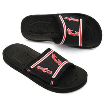 Adult Cincinnati Bearcats Slide Sandals