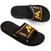 Minnesota Gophers Slide Sandals