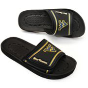 West Virginia Mountaineers Slide Sandals