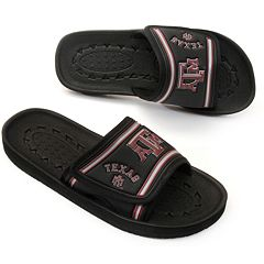 Adult Texas A&M Aggies Slide Sandals