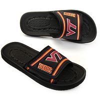 Adult Virginia Tech Hokies Slide Sandals