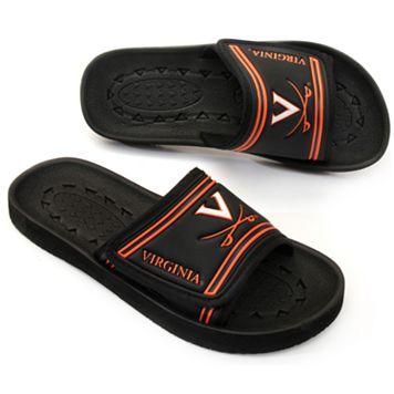 Adult Virginia Cavaliers Slide Sandals