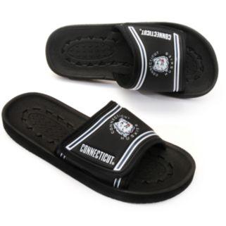 Adult UConn Huskies Slide Sandals