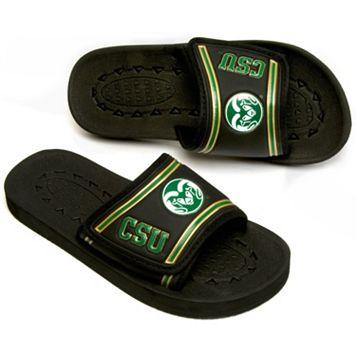 Adult Colorado State Rams Slide Sandals