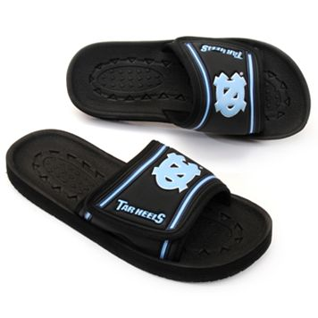 Adult North Carolina Tar Heels Slide Sandals