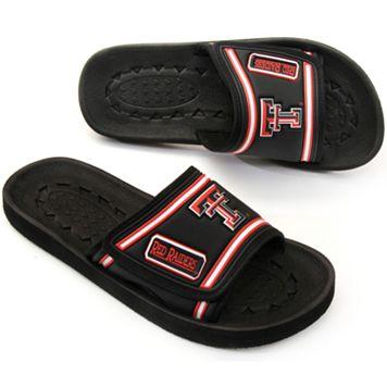 Adult Texas Tech Red Raiders Slide Sandals