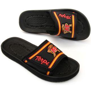 Adult Maryland Terrapins Slide Sandals