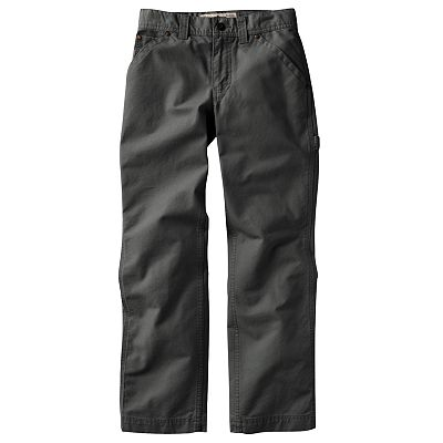 Urban Pipeline Canvas Carpenter Pants - Boys 8-20