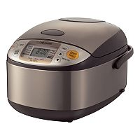 Deals on Zojirushi NS-TSC10 Micom Rice Cooker and Warmer + Free $20 Kohls Cash