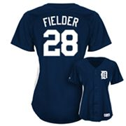 Majestic Detroit Tigers Prince Fielder Batting Practice Jersey - Women's