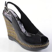 Journee Collection Magic Platform Wedges - Women