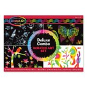 Melissa & Doug Scratch Art Magic Deluxe Kit