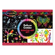 Melissa and Doug Scratch Art Magic Deluxe Kit